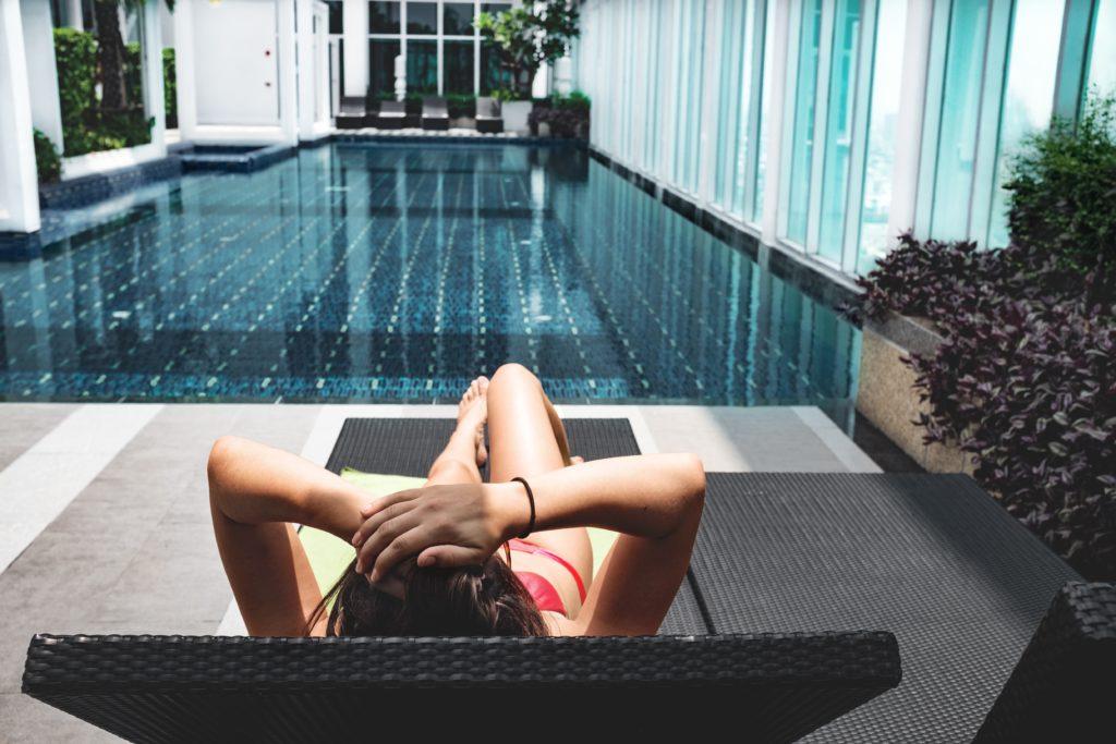 piscinas de lujo que te inspirarn